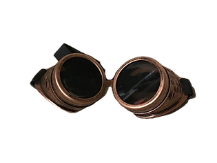 COSPLAY GOGGLES-BRONZE