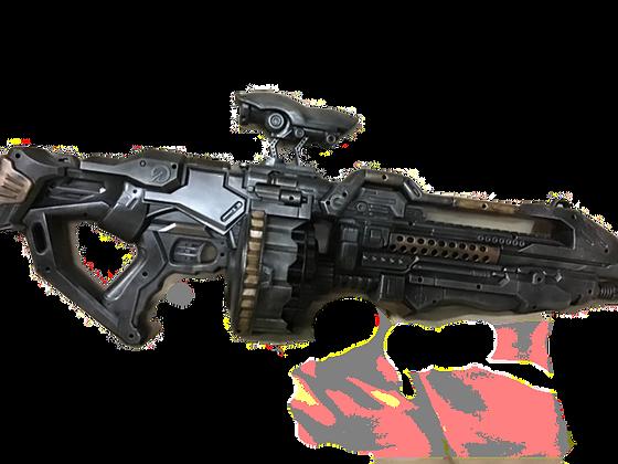 RDF GATLING GUN
