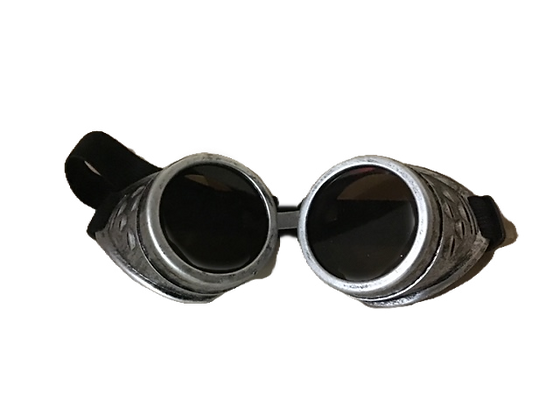 COSPLAY GOGGLES-SILVER