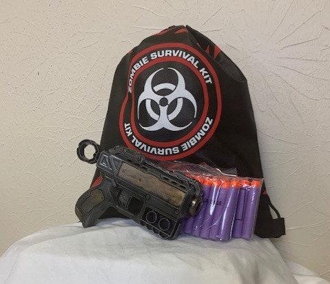 Zombie Gear Pack w/HyperShot