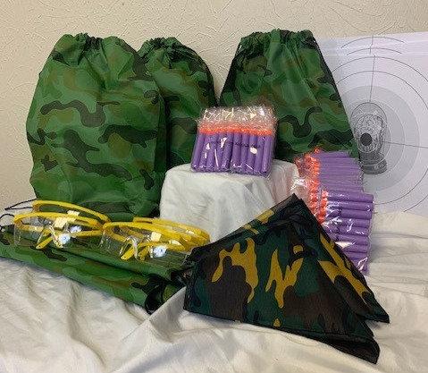 Camo Battle Pack