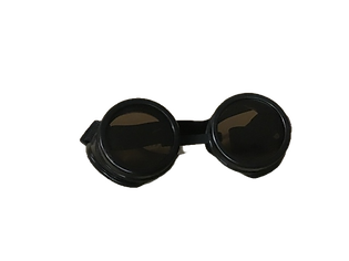 COSPLAY GOGGLES-BLACK