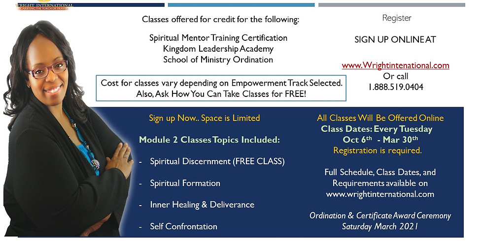 Kingdom Ministry Education