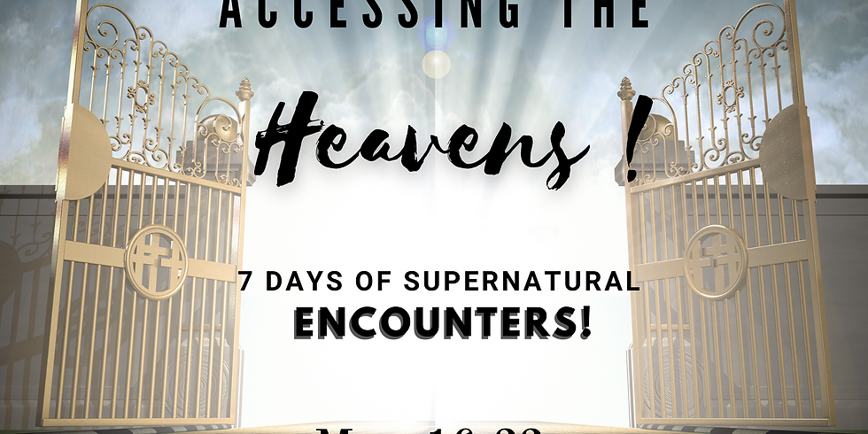 Accessing The Heavens