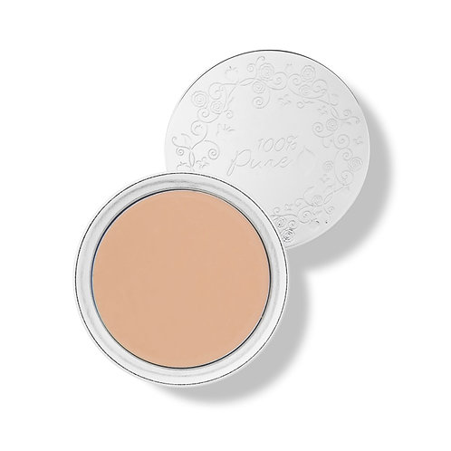 Cream Foundation White Peach