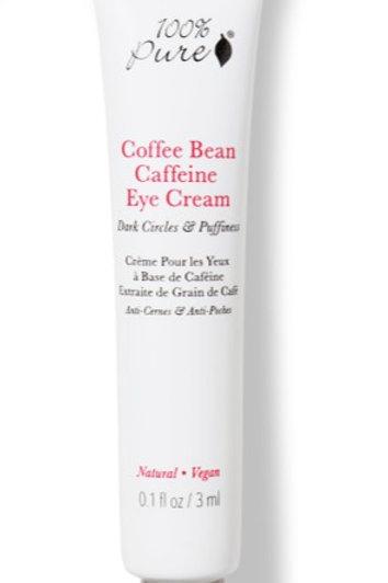 Coffee Bean Caffeine Eye Cream Travel Size