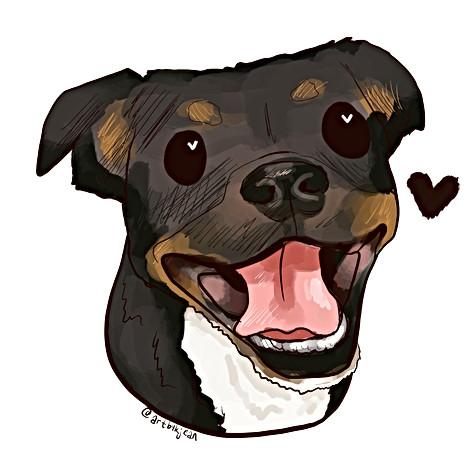 Digital Pet Sketch
