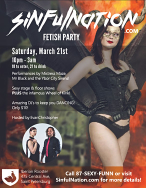 Evan_Fetish Party_Iberian Rooster_March