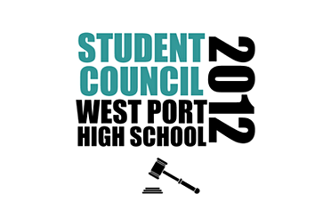 Logo for West Port High School