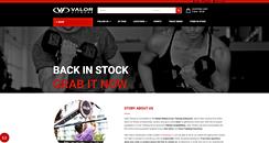 Valor Fitness Website.png