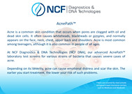 AcnePath Informational for NCFDNA