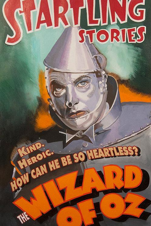 Heartless! Wizard of Oz
