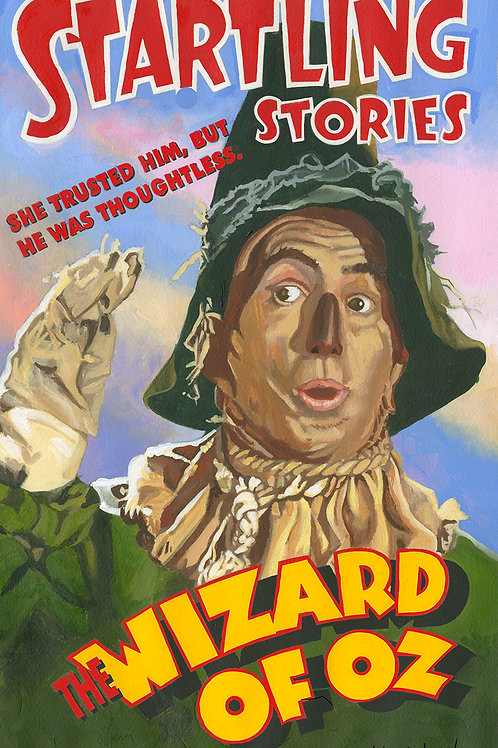 Thoughtless! Wizard of Oz