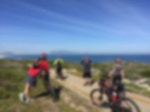 West Coast Nature reserve ebike tour