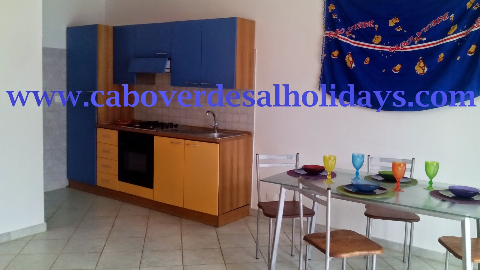 Apartments T0 | caboverdesalholidays