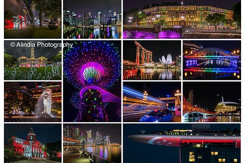 Iconic SG_Singapore River