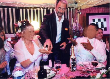 mariage magique clint
