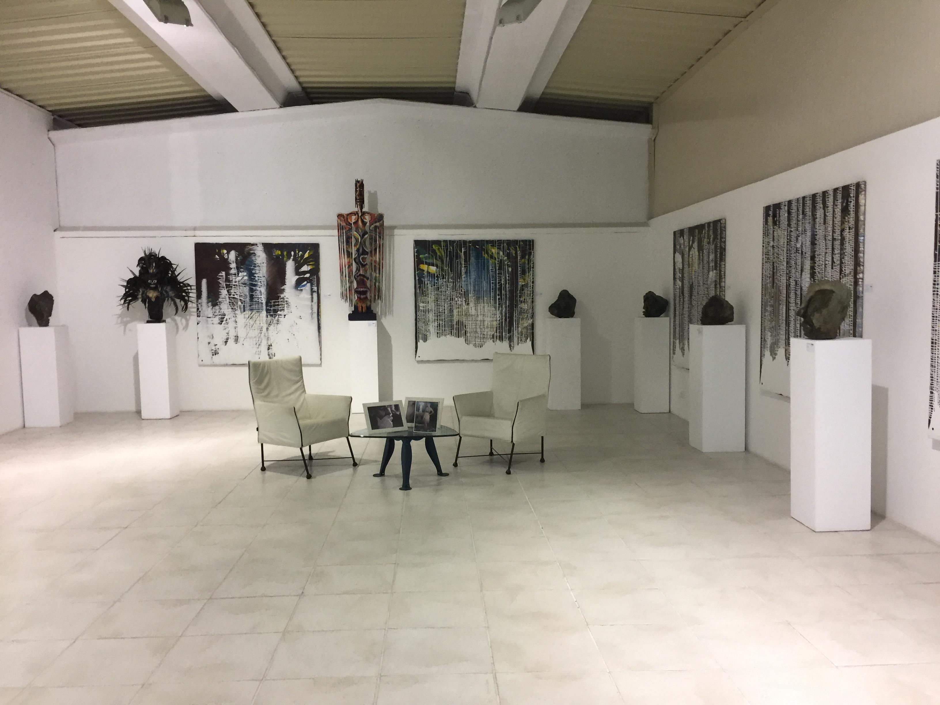 Installation MANA/ KOPF-LOS