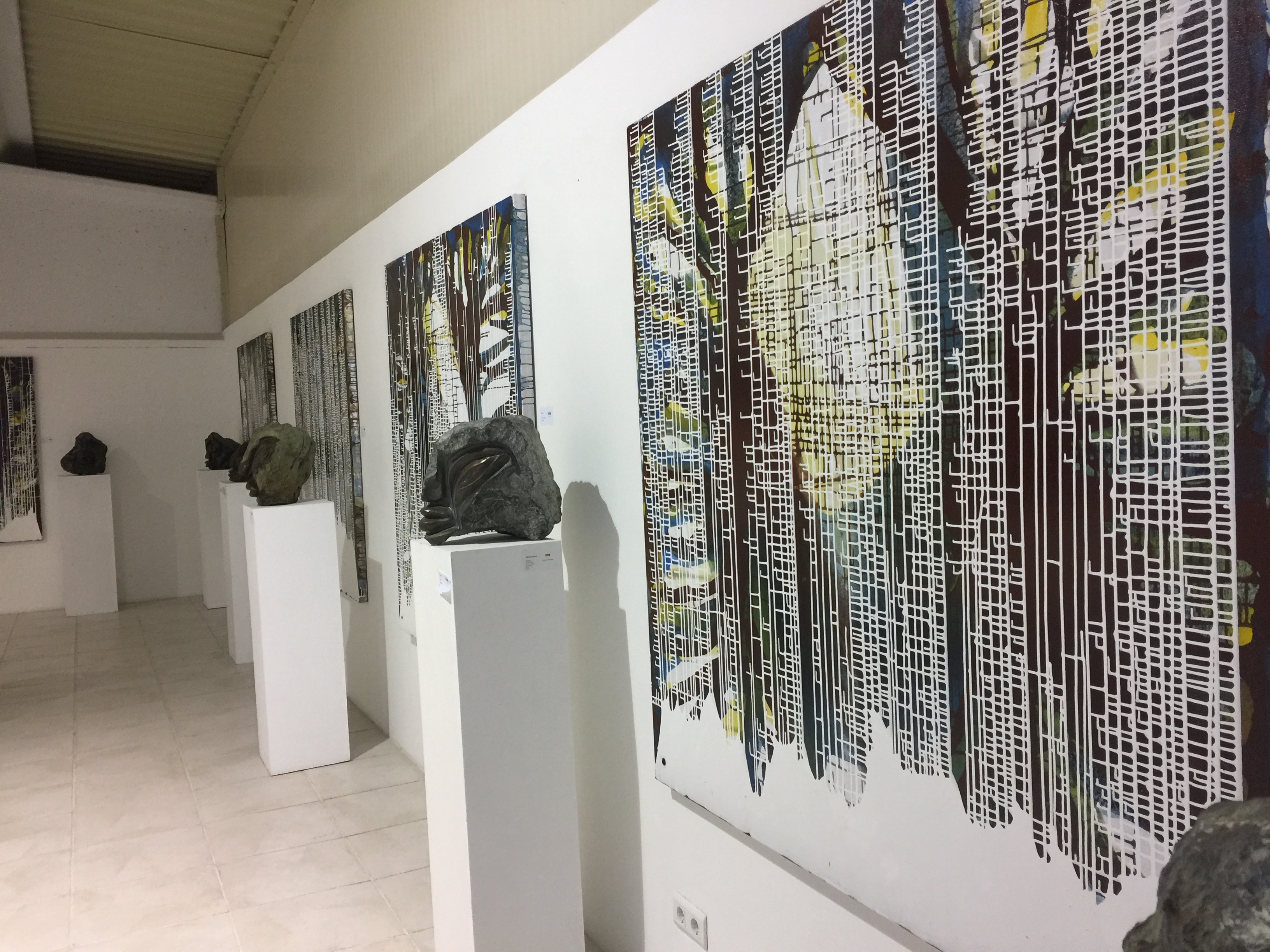 Installation: MANA/KOPF-LOS
