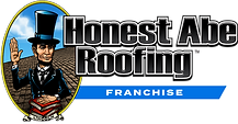 Honest Abe RooFranchise logo - Recession Resistant Franchise