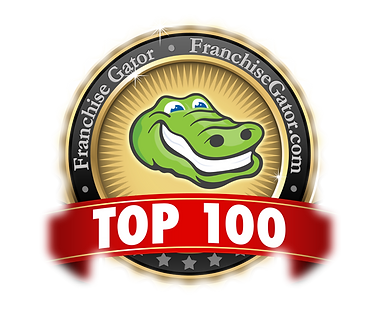 Franchise Gator Top 100 Franchises - Best Franchise under $50,000