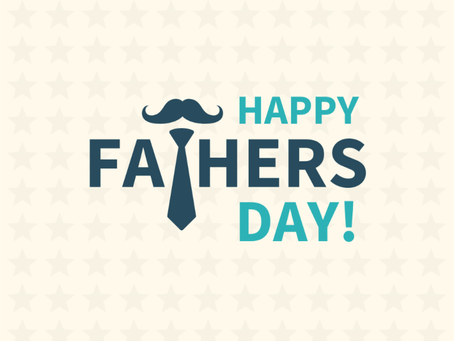 Fathers - We Wouldn't Be Here Without You.