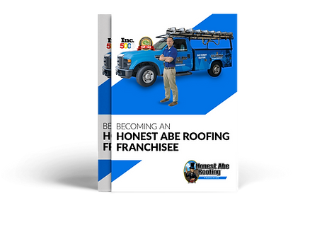 Honest Abe Roofing Franchise Brochure - Why buy a Roofing Franchise?