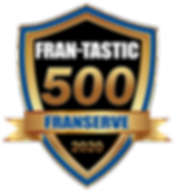 Franserve Fran-Tastic 500 - Best Home Services Franchise