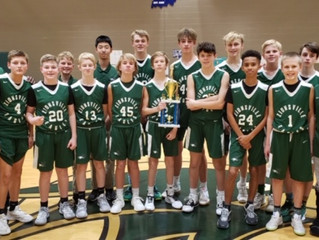 ZMS 8th Grade Takes 2019 Boone County Title