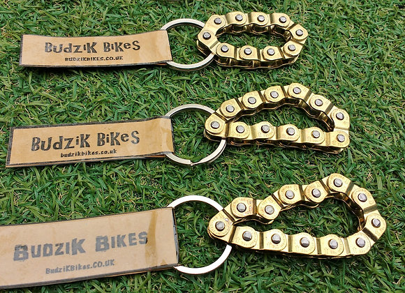 Bike chain Key ring-Great Gift-