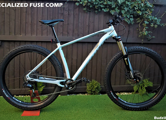 Specialized Fuse 27.5 Plus 2017