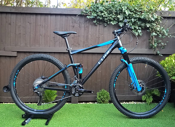 Cube  Stereo 120 HPA Race 2016
