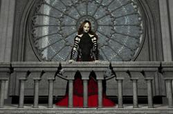 Gothic Balcony
