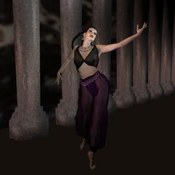 Alia Dancing