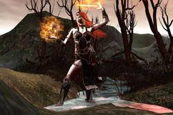 Death Defends Her