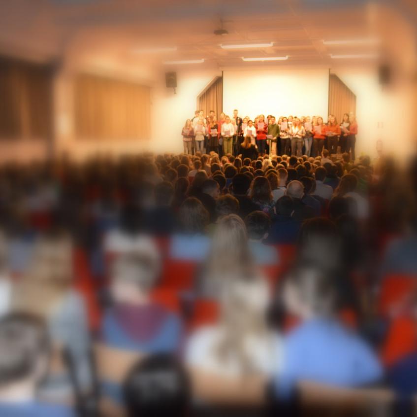 kerstbezinning Sint-Jozefcollege Turnhout (7)
