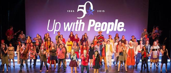 Up With People 2018