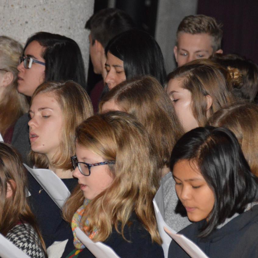 kerstbezinning Sint-Jozefcollege Turnhout (25)