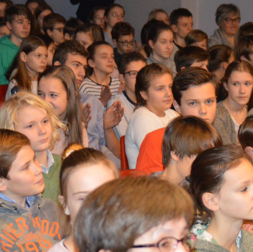 kerstbezinning Sint-Jozefcollege Turnhout (10)