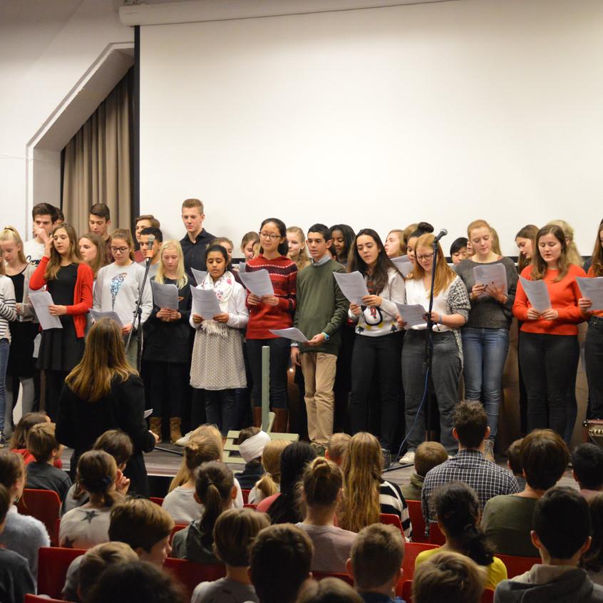 kerstbezinning Sint-Jozefcollege Turnhout (3)