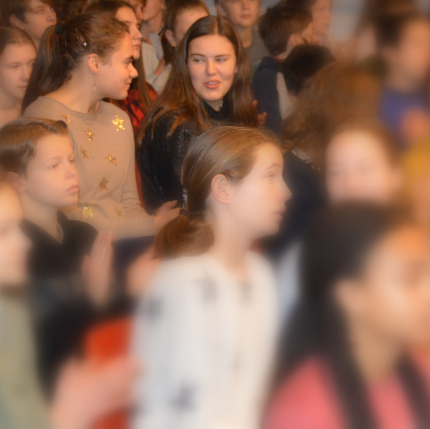 kerstbezinning Sint-Jozefcollege Turnhout (11)