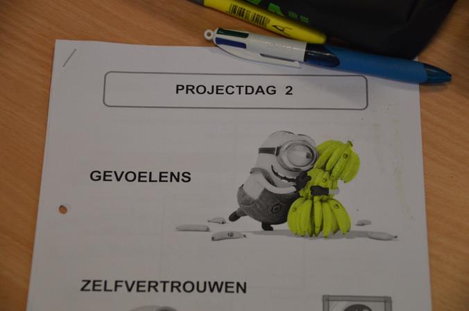 Projectdag 1ste jaar