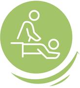 logo massage de groepspraktijk Dessel.pn