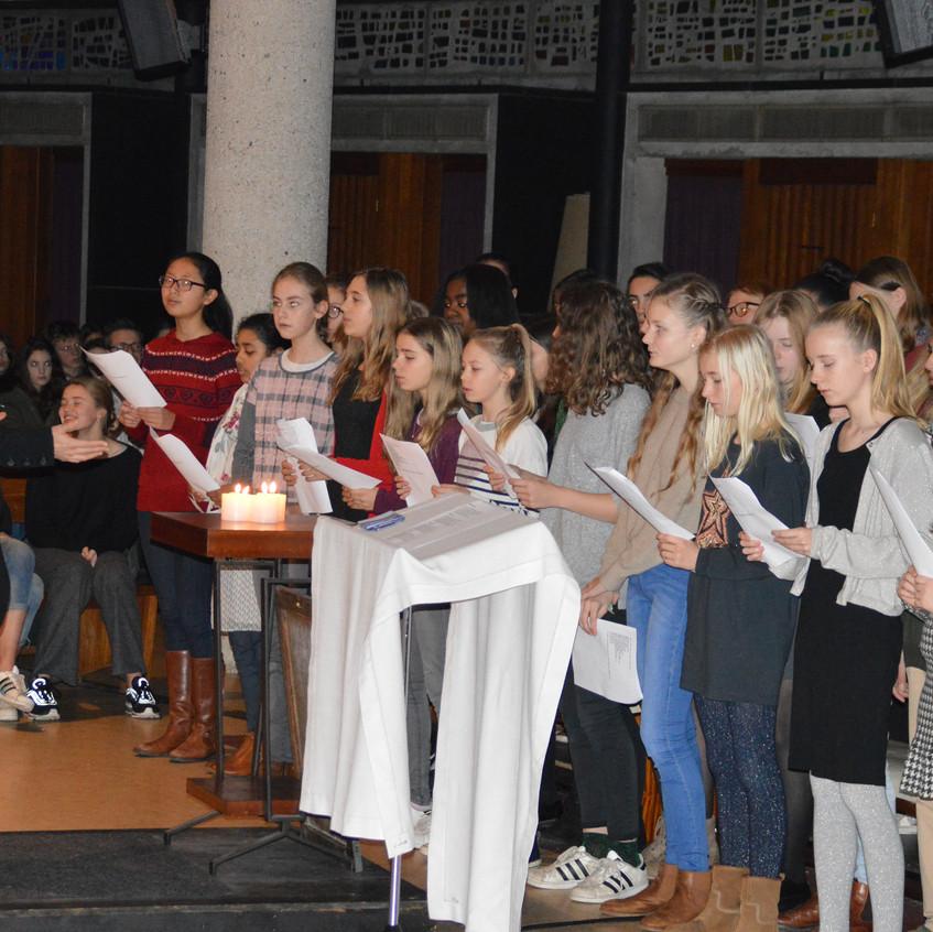 kerstbezinning Sint-Jozefcollege Turnhout (23)