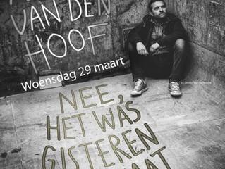 Benefietavond Adriaan Van den Hoof