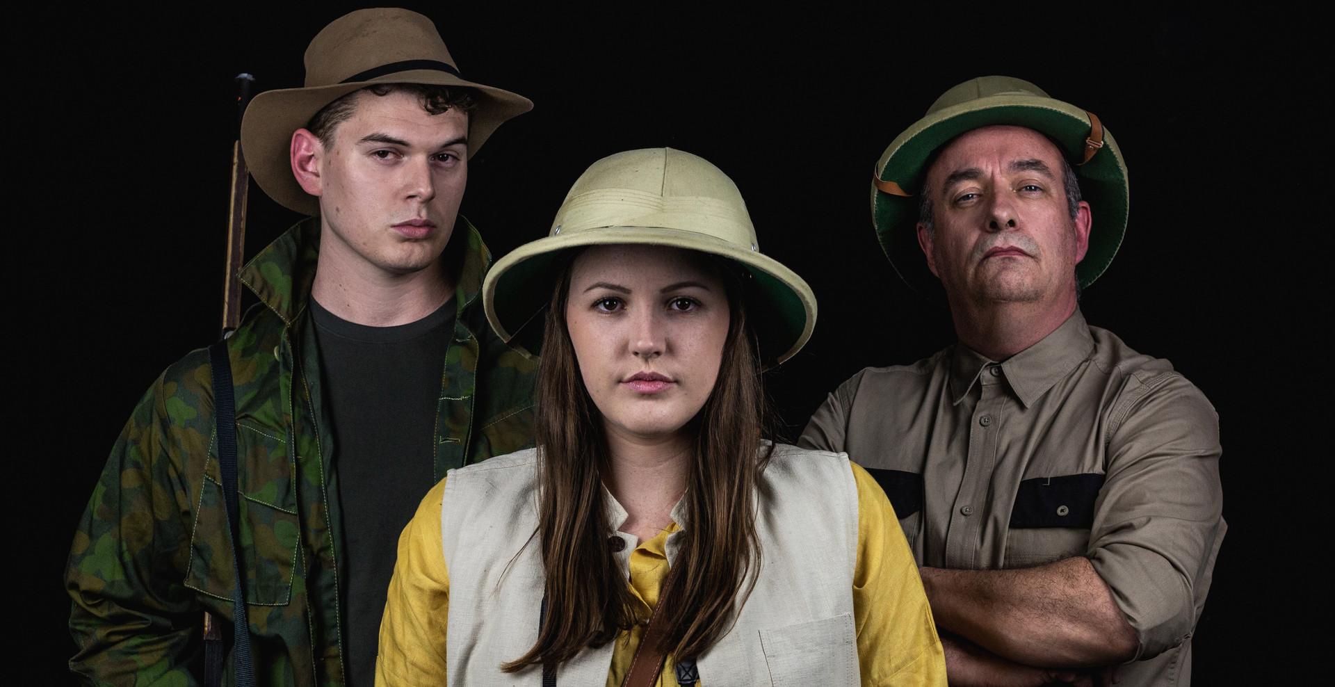 Clayton, Jane and Porter