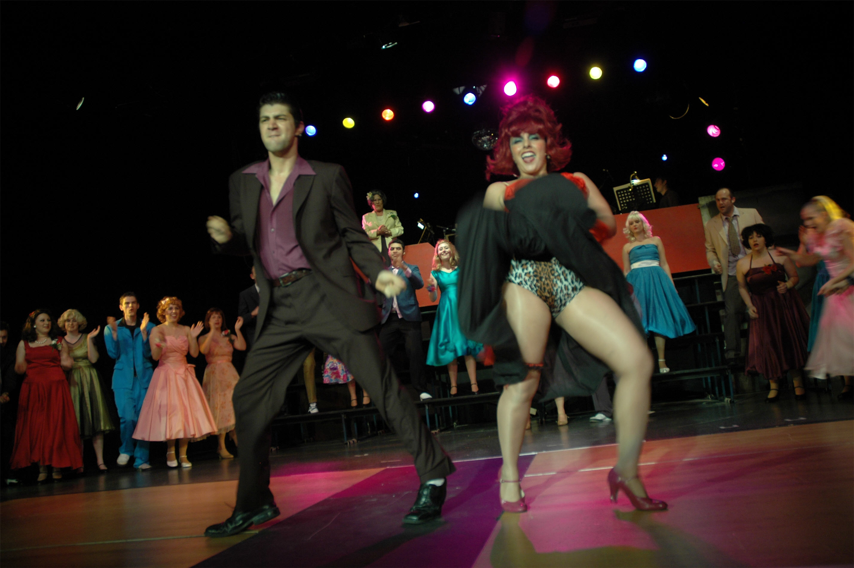 Grease(2007)
