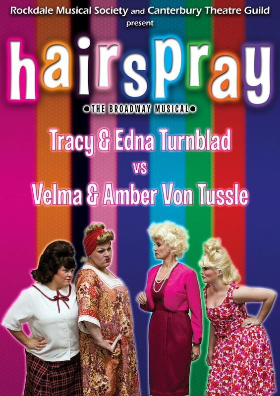 Tracy & Edna Turnblad vs Velma & Amb
