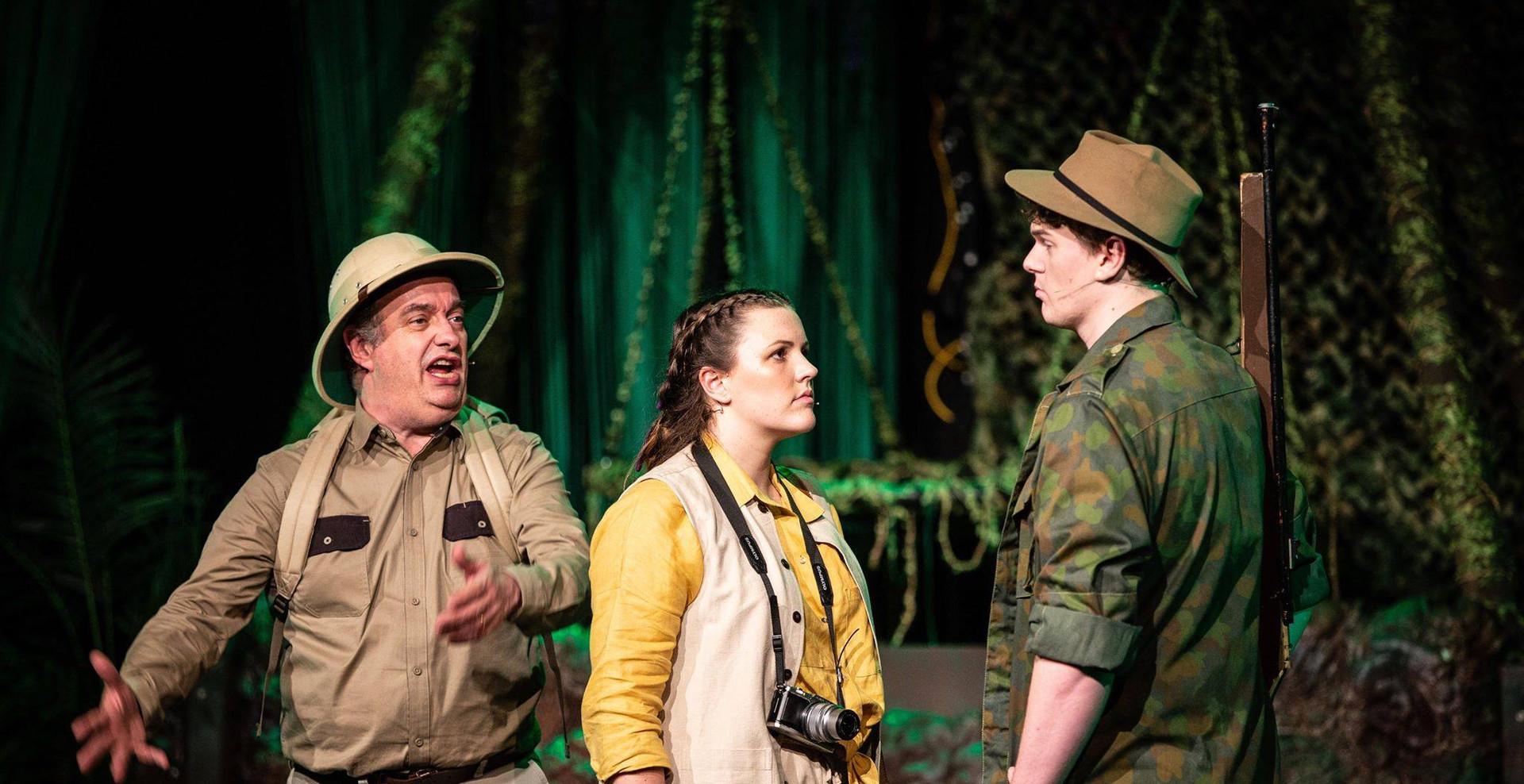 Porter, Jane & Clayton