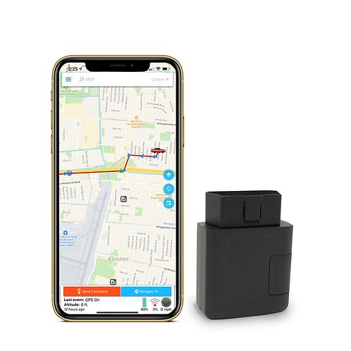 Car OBD Port GPS Tracker